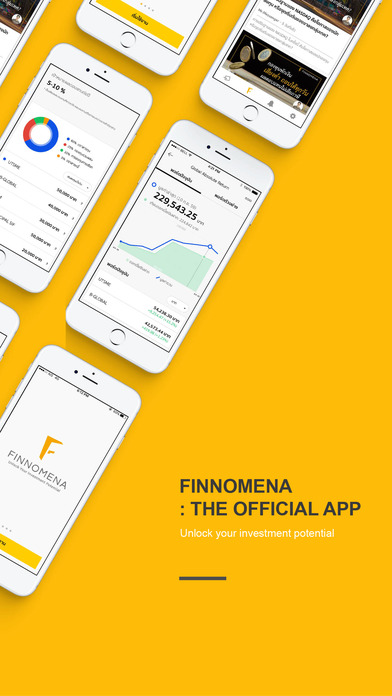 FINNOMENA: The Official App