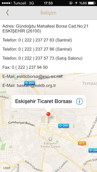 Eskişehir Ticaret Borsası