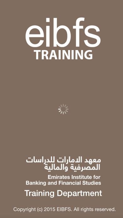 EIBFS Training