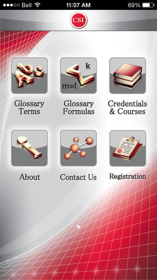 Financial Glossary by CSI Global Education Inc.