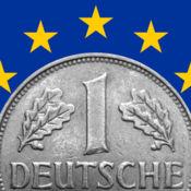 Euro in DM - Euro in Deutsche Mark umrechnen