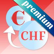 Euro to Swiss Franc Converter Premium