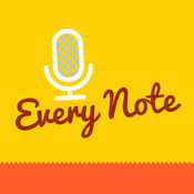 Every Note - Voice, Text, Video and Image