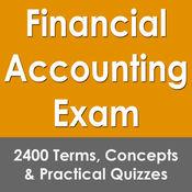 Financial Accounting Exam: 2400 Flashcards