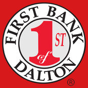 First Bank of Dalton Mobile for iPad