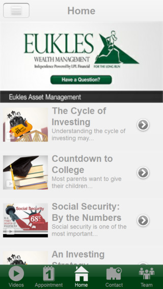 Eukles Wealth Management