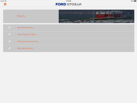 Ford Otosan IR