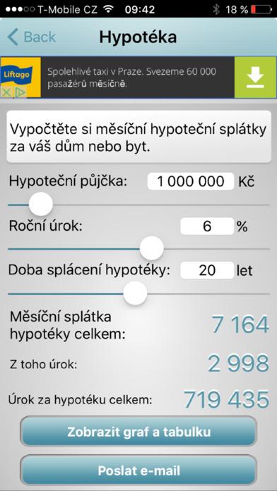 Finanční kalkulačky