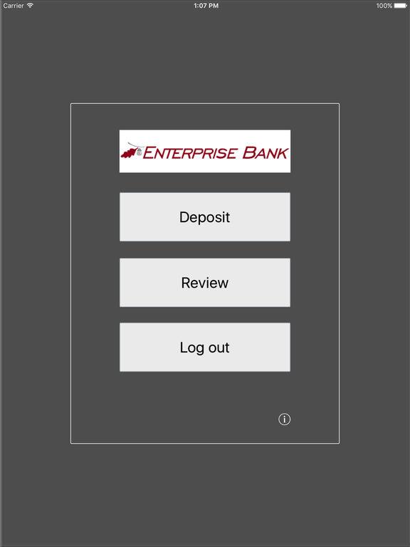 EB Remote Deposit