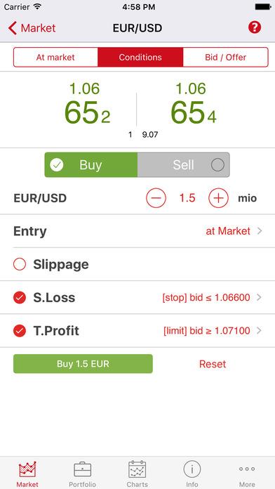 EZDeal Mobile Trader