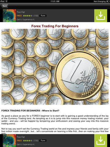 Forex Trading For Beginners Made Easy