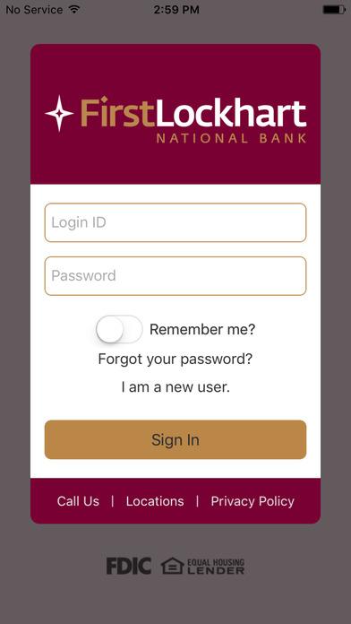First Lockhart National Bank