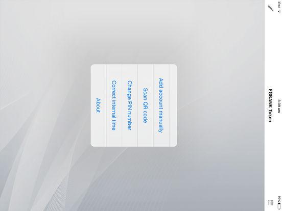 EGBANK Soft Token