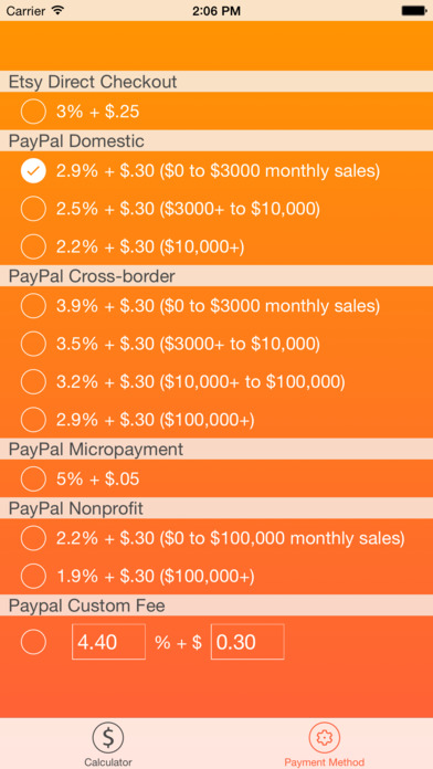 Fee Calculator for Etsy Sellers