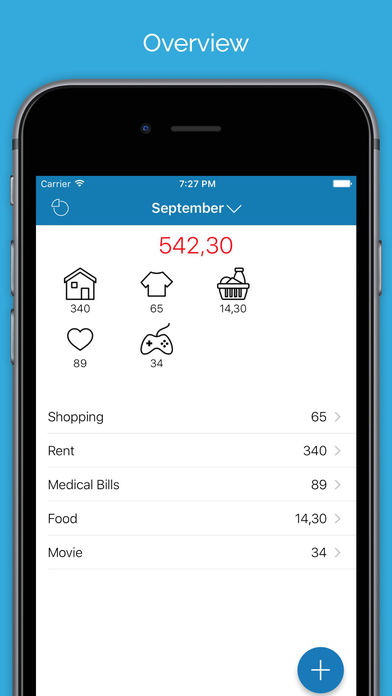 Expensi - Free Expense Tracker
