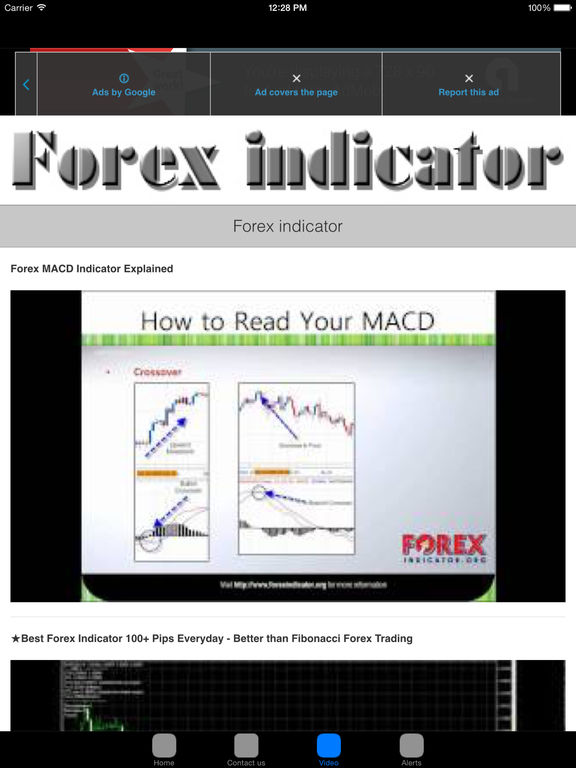 Forex Indicator  Forex Trading Signals