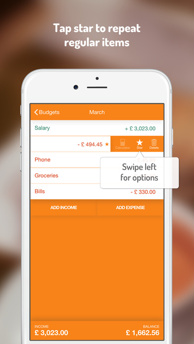 Fudget: budget planner  personal finance tracker