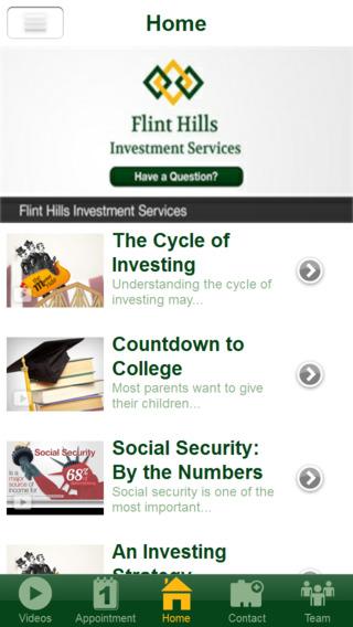 Flint Hills Investment Services, LLC