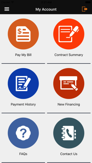 Engs Mobile App