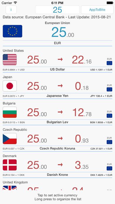ECB exchange