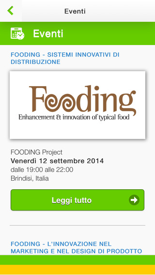 Fooding Project