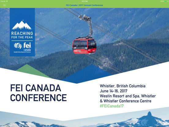 FEI Canada 2017 Conference