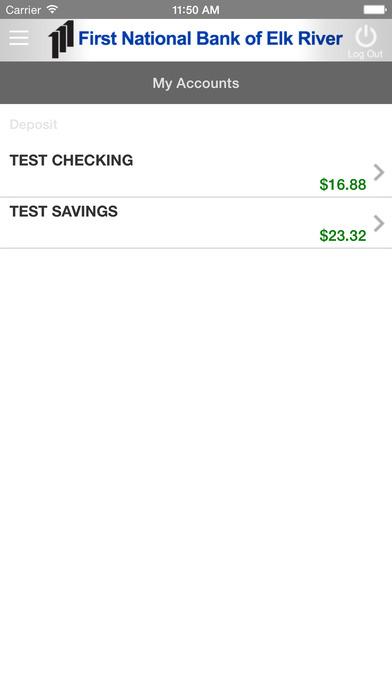 FNB Elk River Mobile Banking App