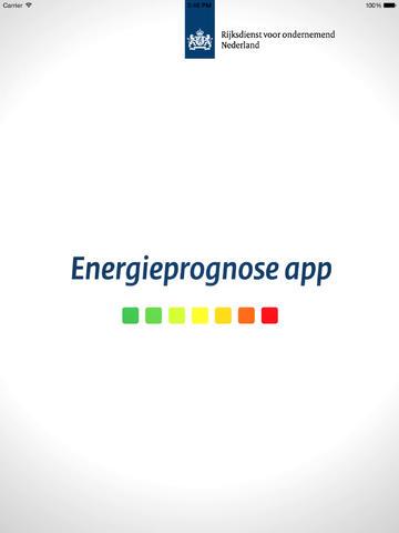 Energiekostenprognose