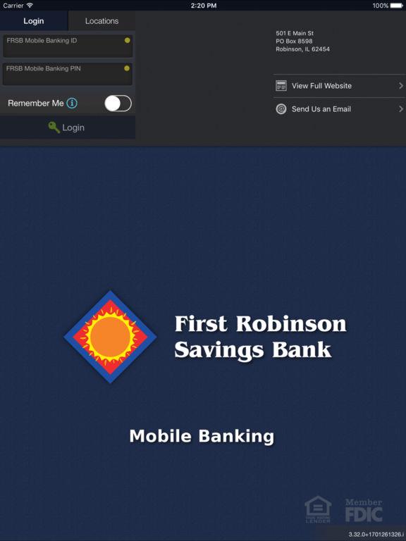 FRSB Mobile Banking