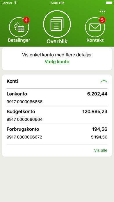 Flemløse Sparekasse Mobilbank