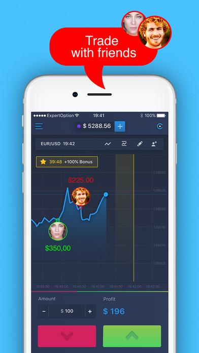 ExpertOption — Mobile Trading