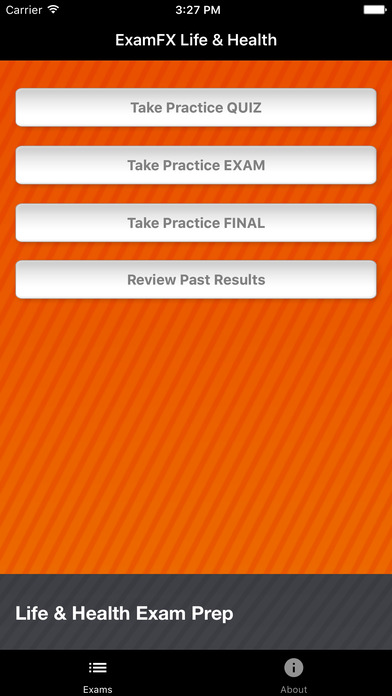 ExamFX Life  Health Exam Prep
