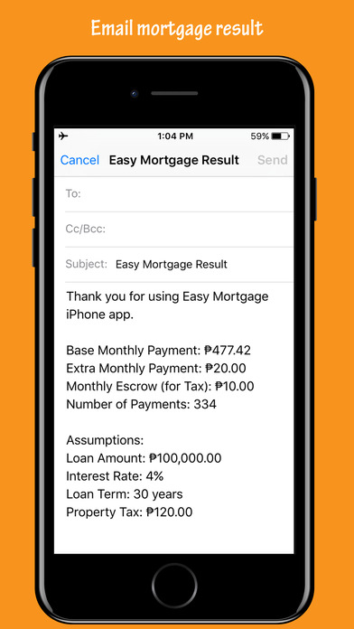 Easy Mortgage - Loan Calculator