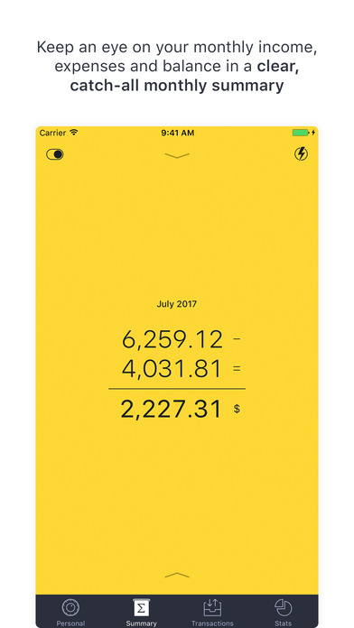 Finances - Money Tracker