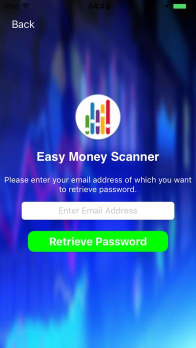 Easy Money Scanner