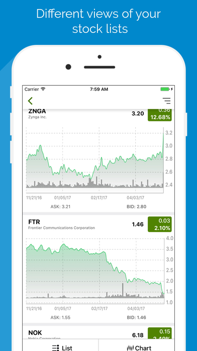 Energy Stock Screener - Pro
