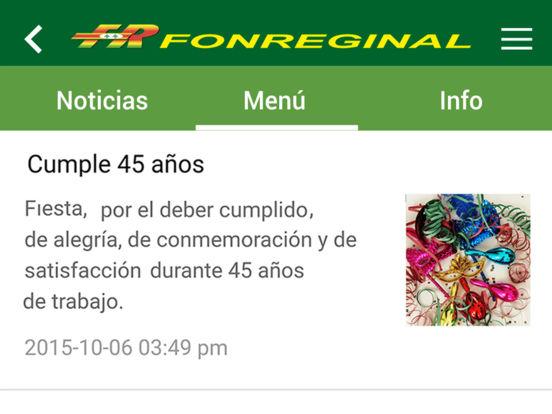 Fonreginal