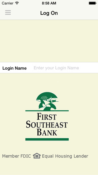 First Southeast Bank Mobile Banking
