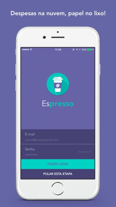Espresso - Despesas de Viagem