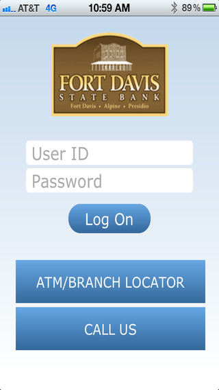 Fort Davis State Bank's Mobile Banking