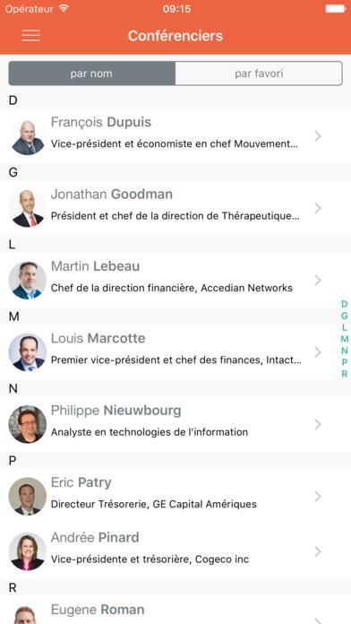 Forum de la direction financière 2016