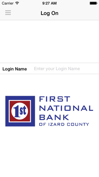 First National Bank of Izard County Mobile Banking