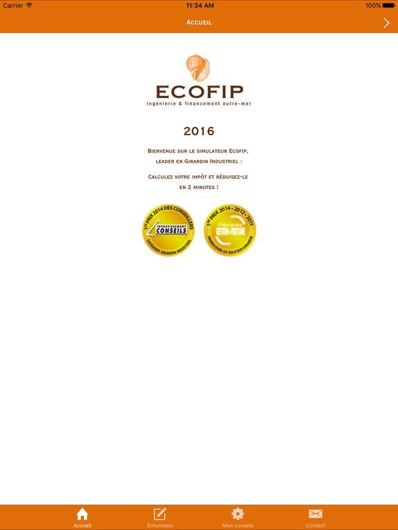 Ecofip Simulateur Girardin