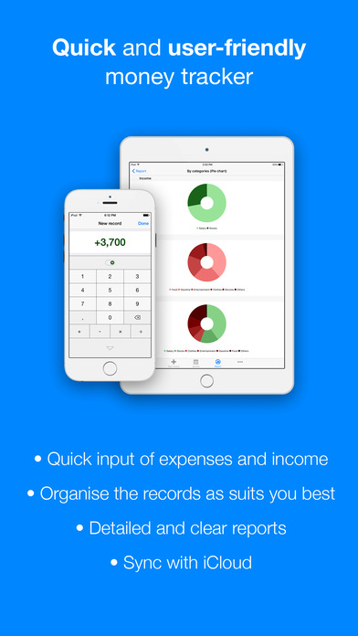 Filki - Expenses and income