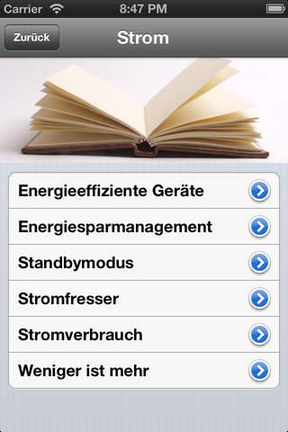 Energiesparen Lite