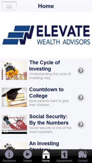 Elevate Wealth Advisors