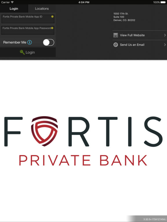 Fortis Private Bank - Business
