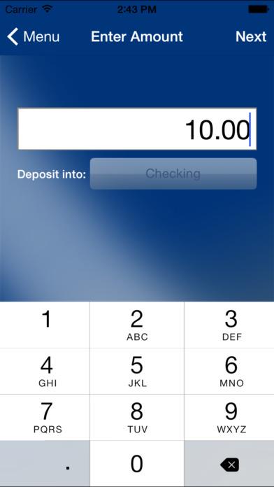 FSBT Mobile Deposit