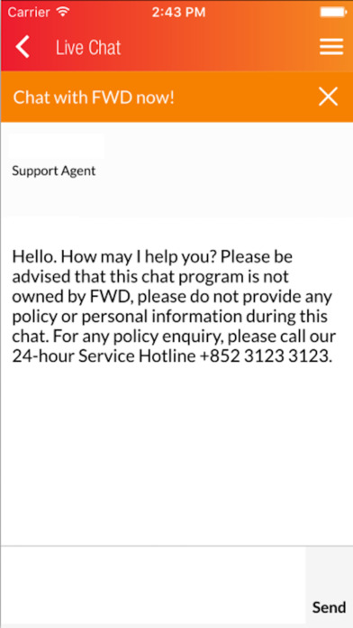 FWD eServices