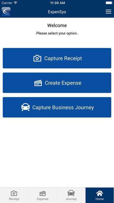 ExpenSys Mobile 2